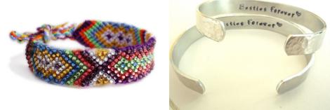 BFF jewelry- bracelets