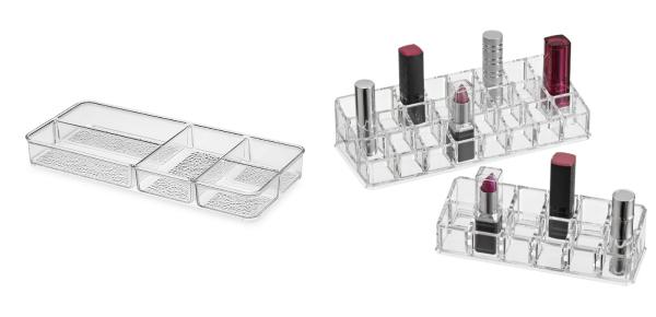 Makeup storage- drawer storage