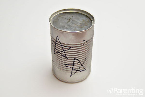 allParenting Punched tin luminaries step 3