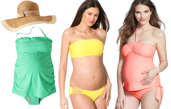 Summer maternity clothes- swimwear