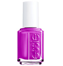 Summer nails- Neon plum