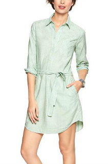 Summer sundresses- Shirt dress