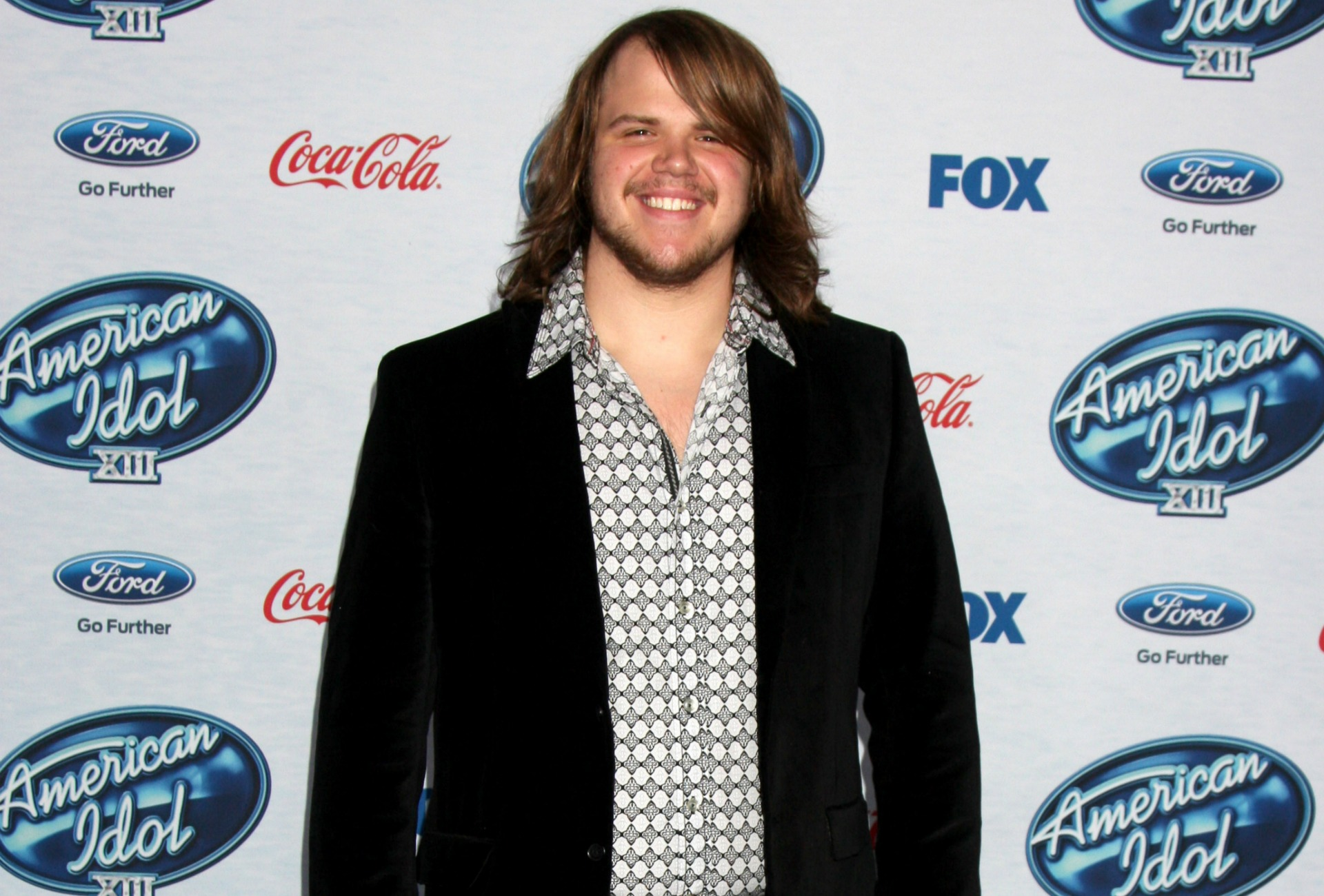 Caleb Johnson drops the R-word