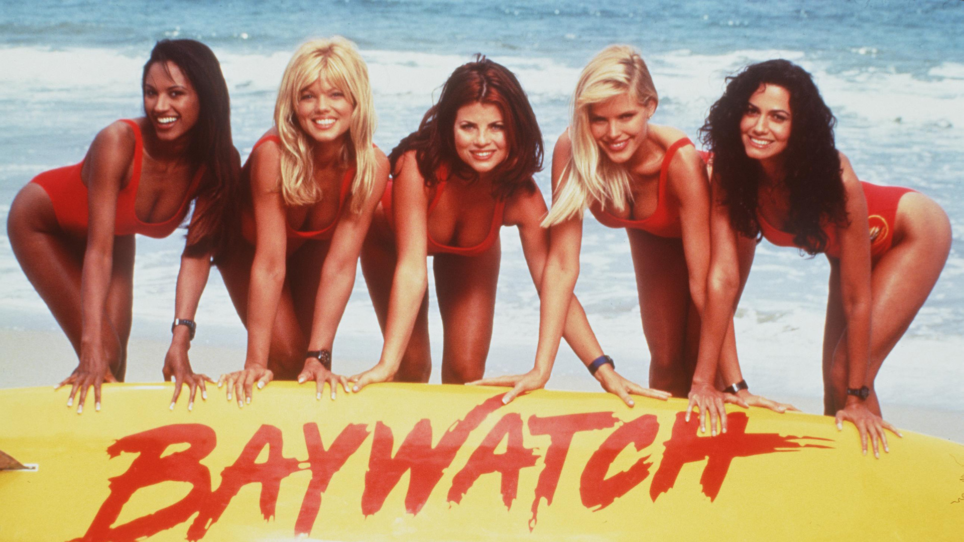Cast of Baywatch