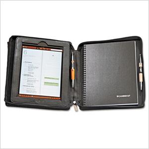 Deluxe iPad case
