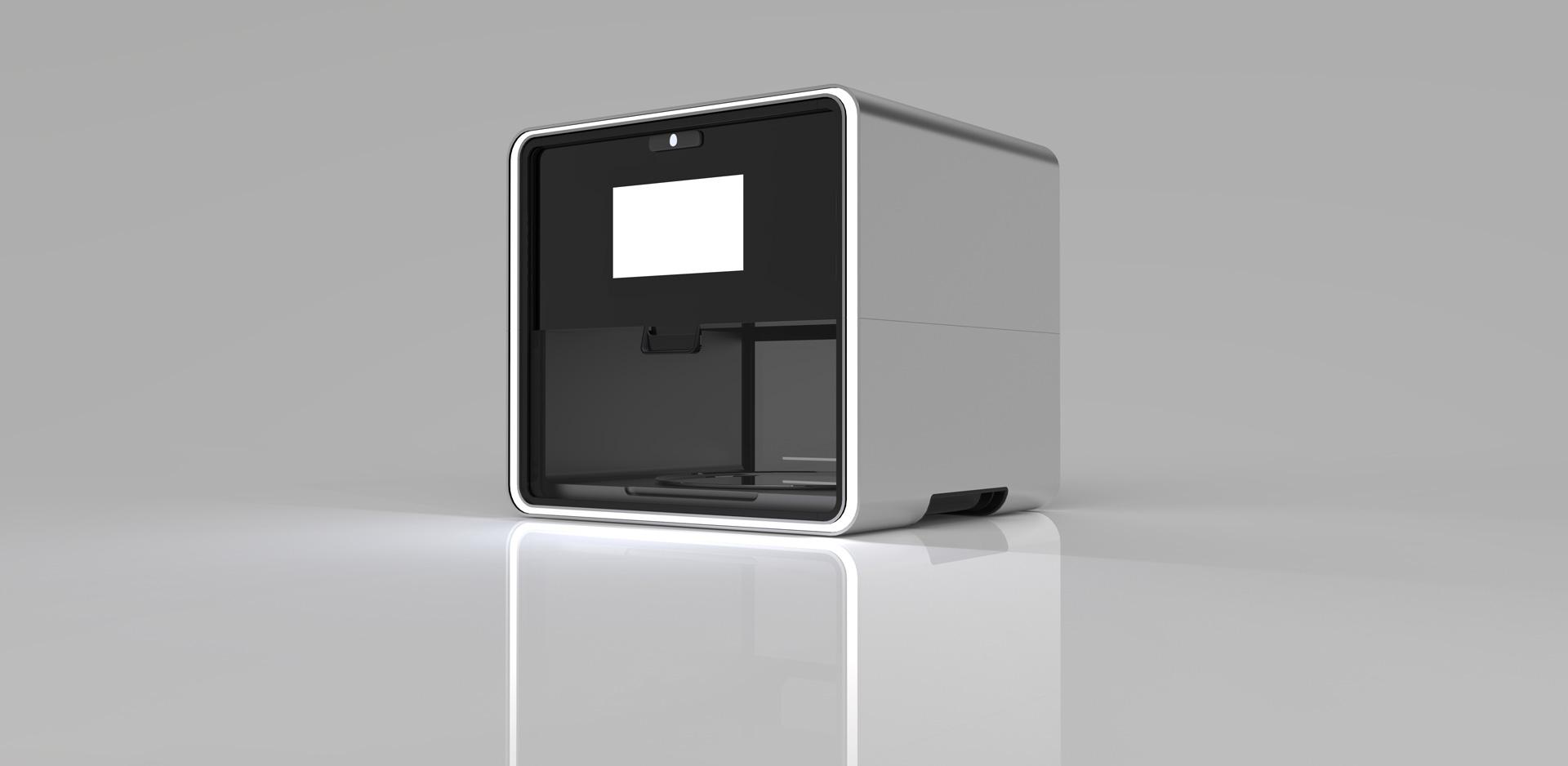 Natural Machines Foodini 3D printer