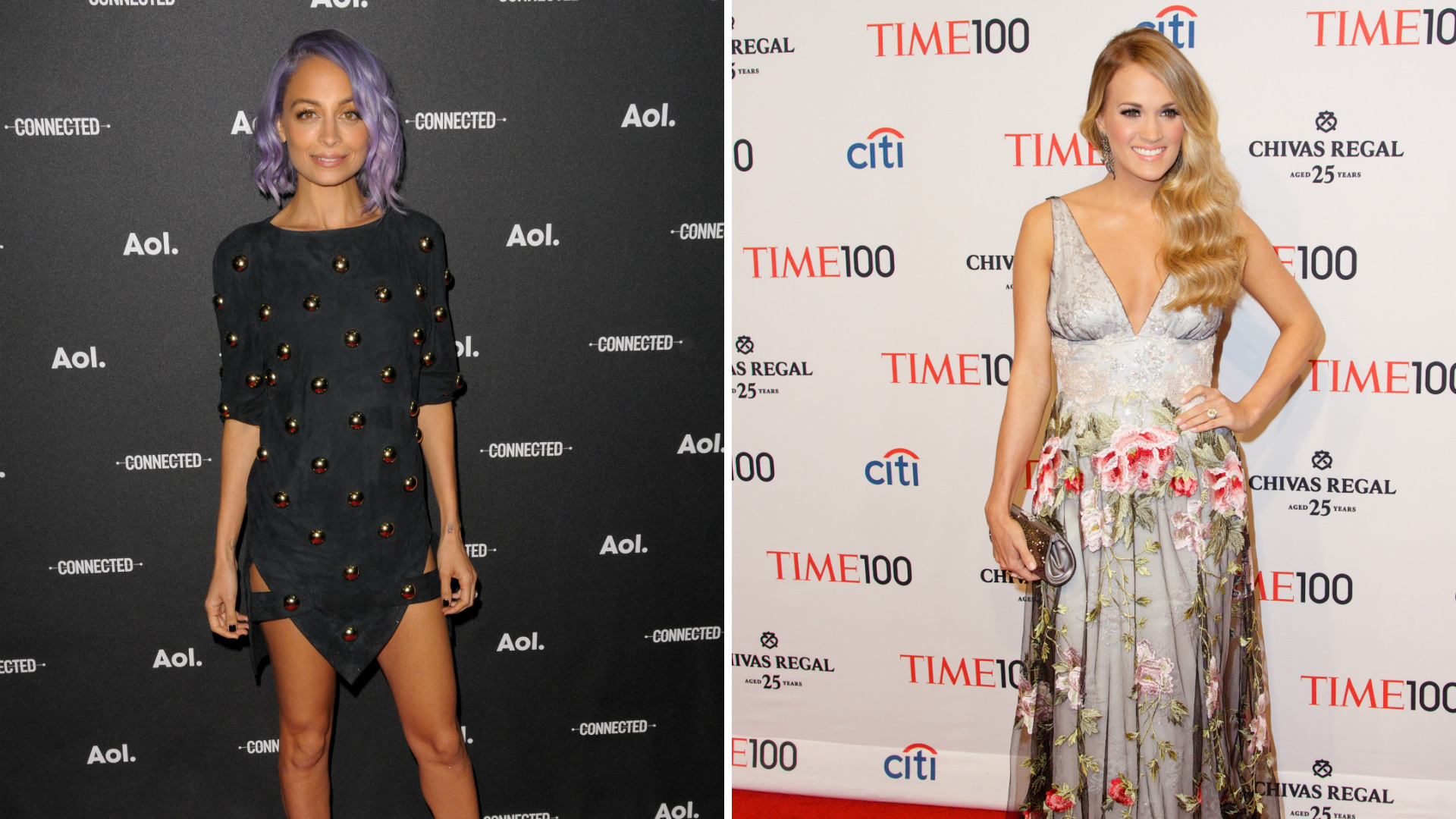 Friday's Fashion Fails: Nicole Richie and Carrie Underwood