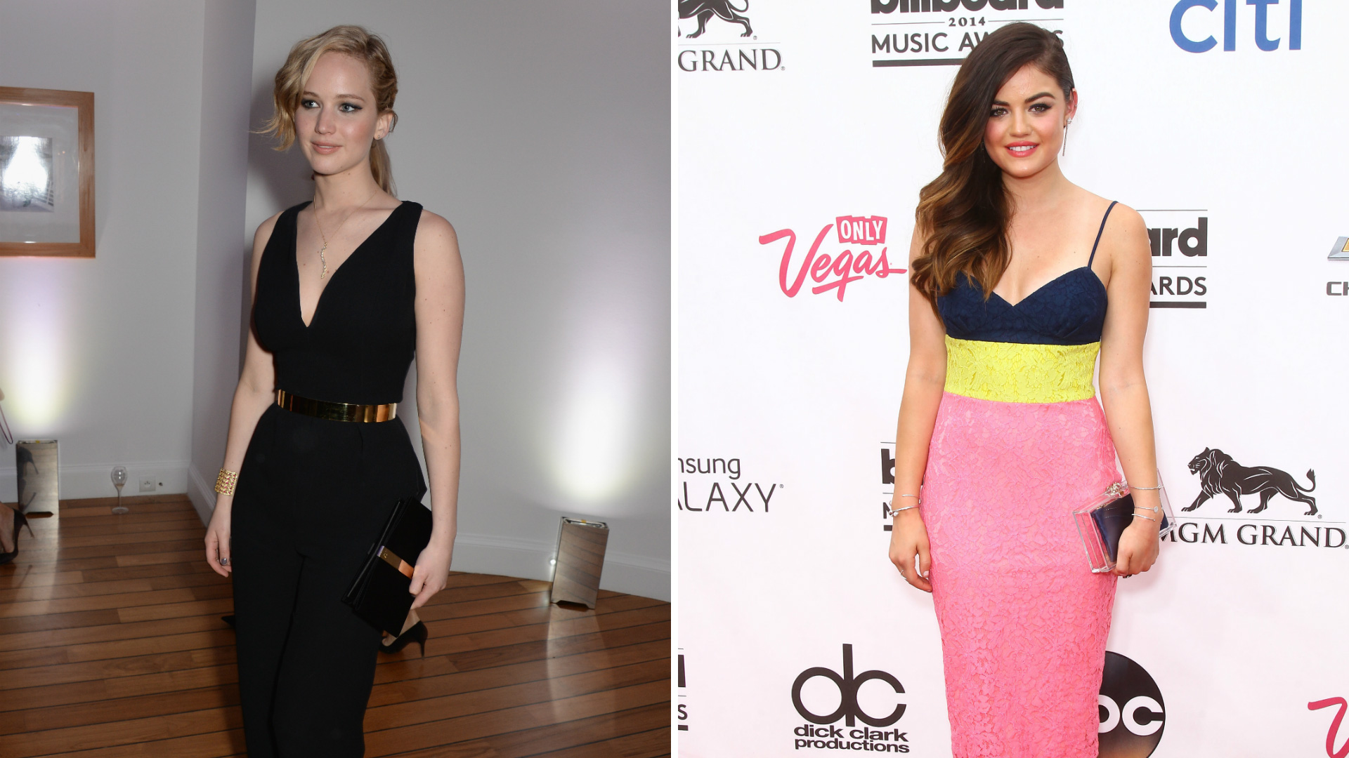 Friday's Fashion Obsessions: Jennifer Lawrence and Lucy Hale