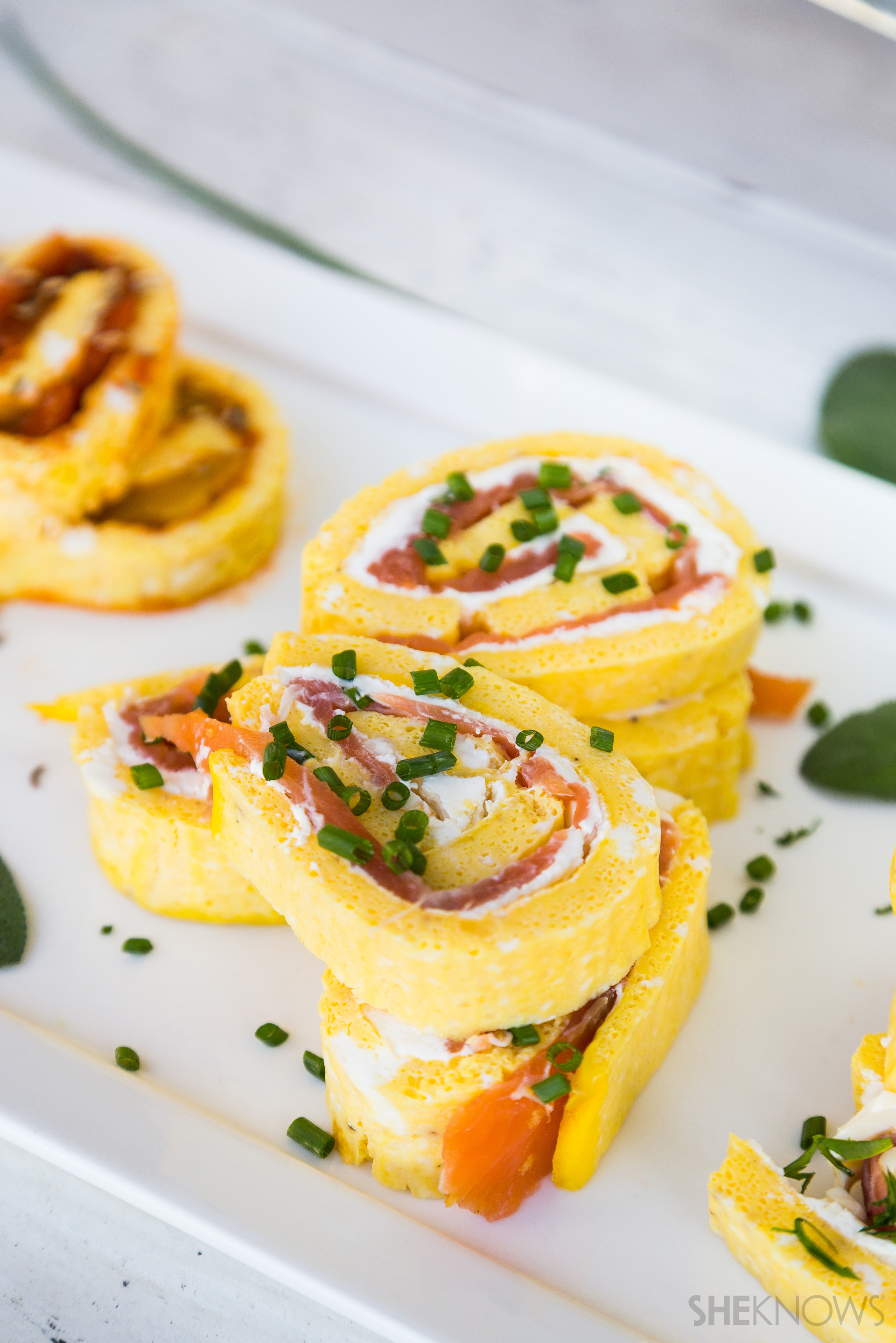 The easier way to make omelets