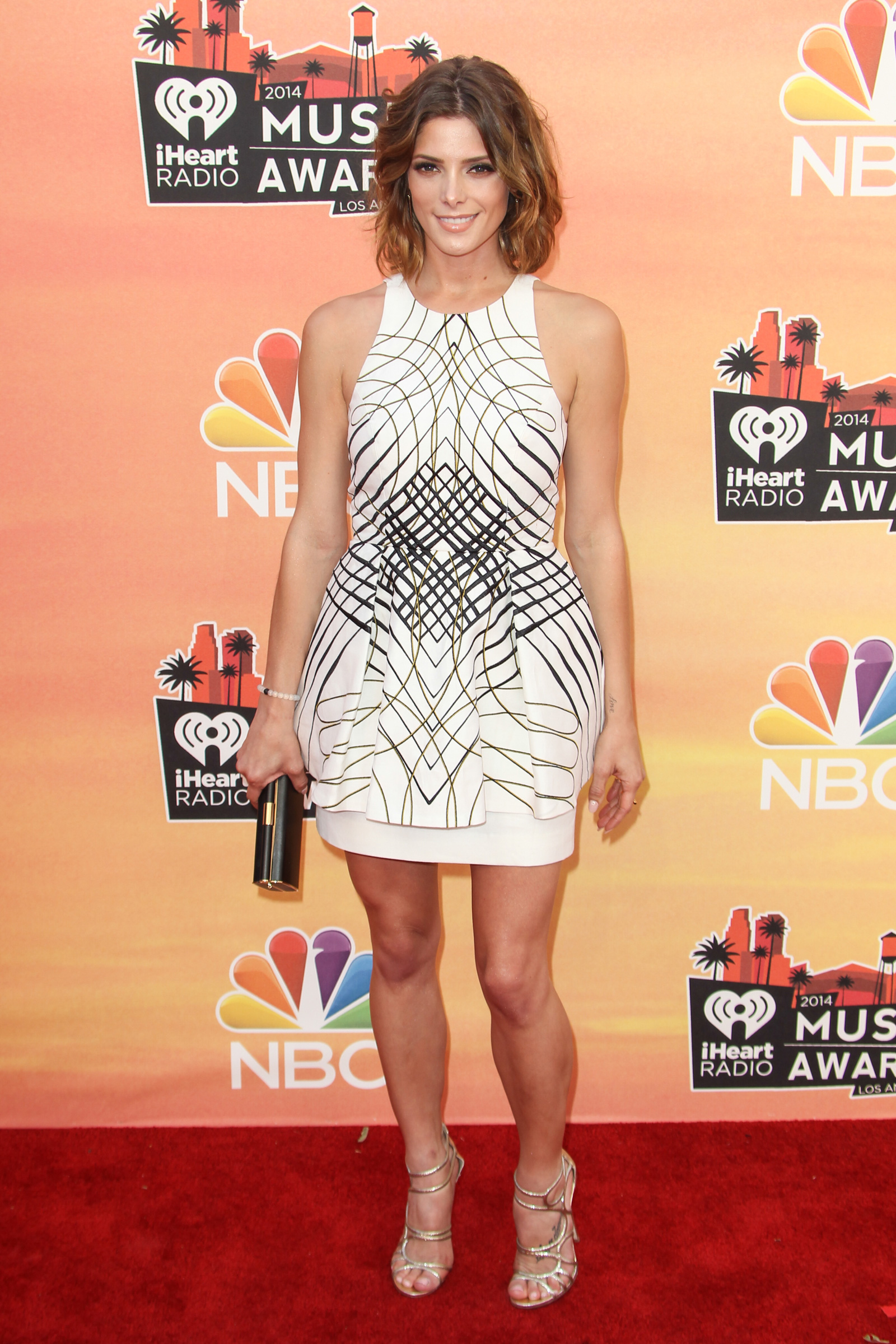 Ashley Greene at the 2014 iHeartRadio Music Awards
