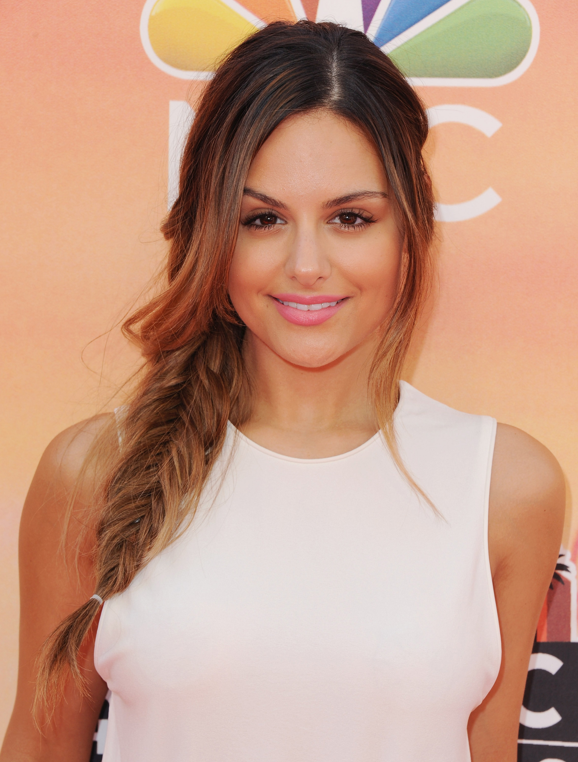 Pia Toscano at the 2014 iHeartRadio Music Awards