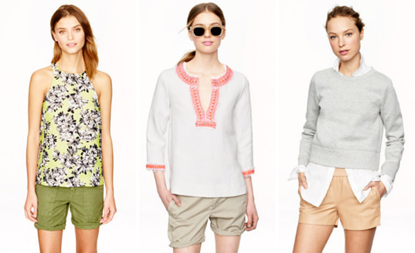J.Crew gives us what we want