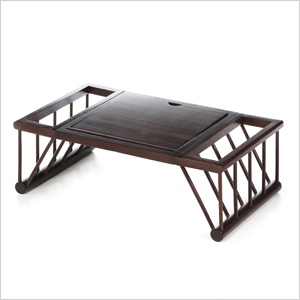 Lap and bed desk