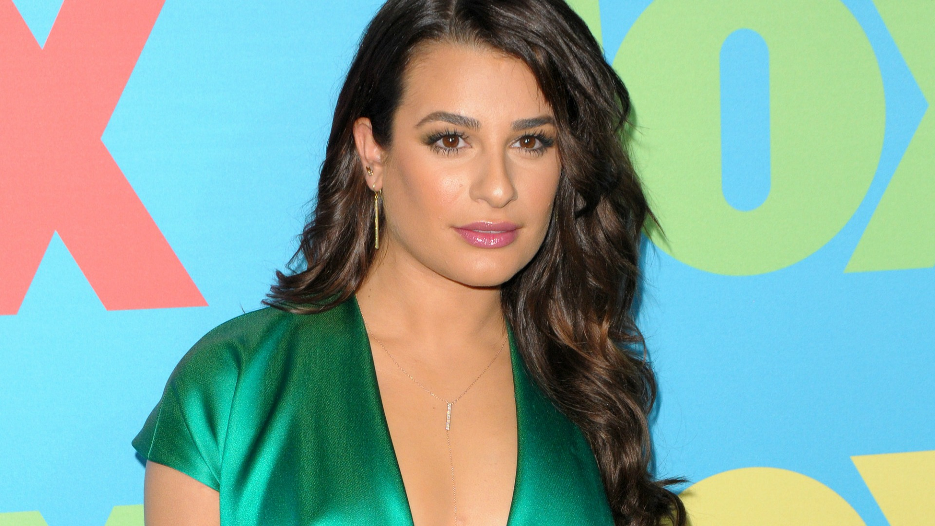 who is lea michele dating right now Lea michele is singing a very happy tune right about now the happiest of her life, we'd have to imagine.