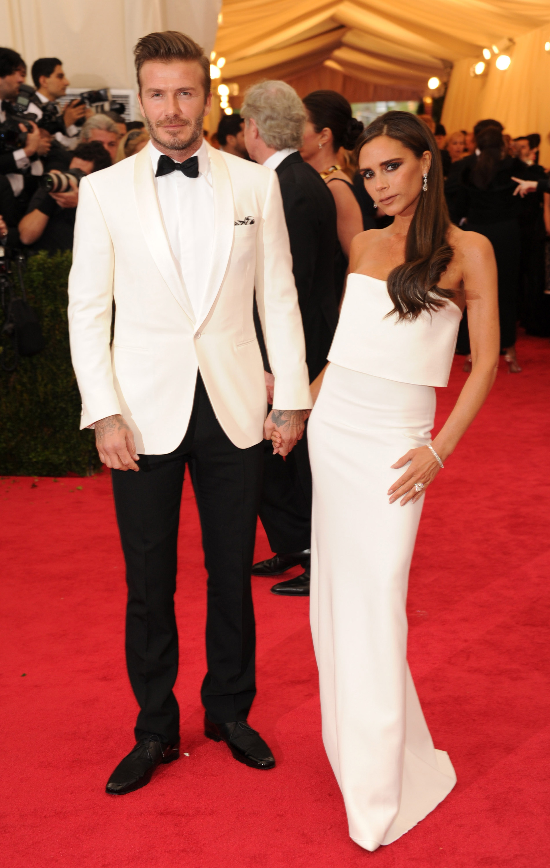 at the 2014 Met Gala