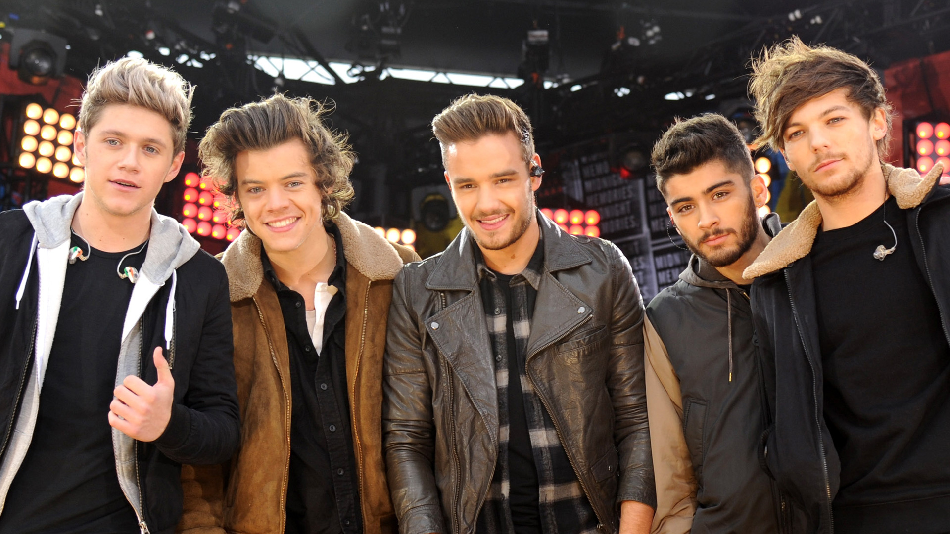 Learn the secret to 1D's coiffed style