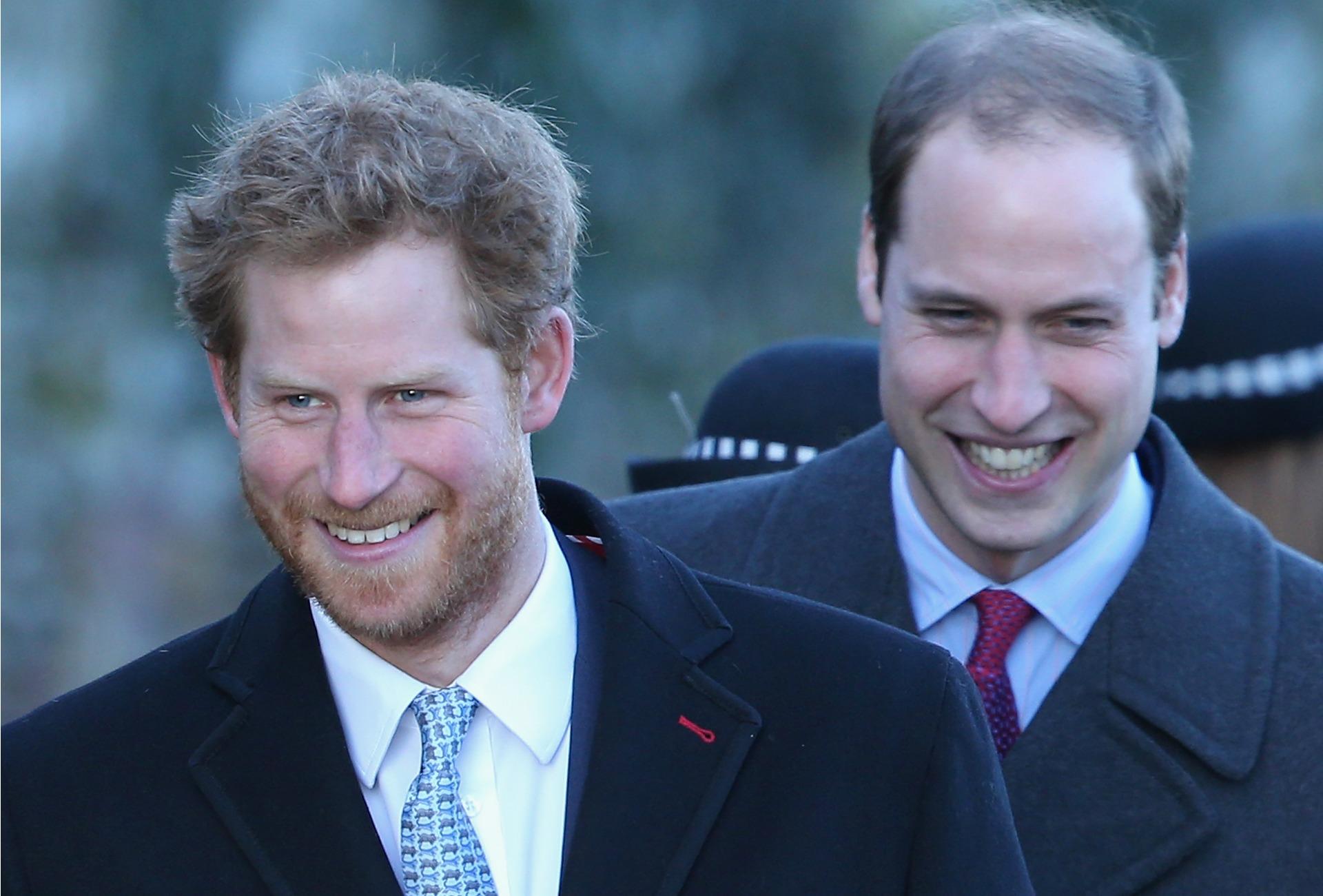 A nearly royal wedding
