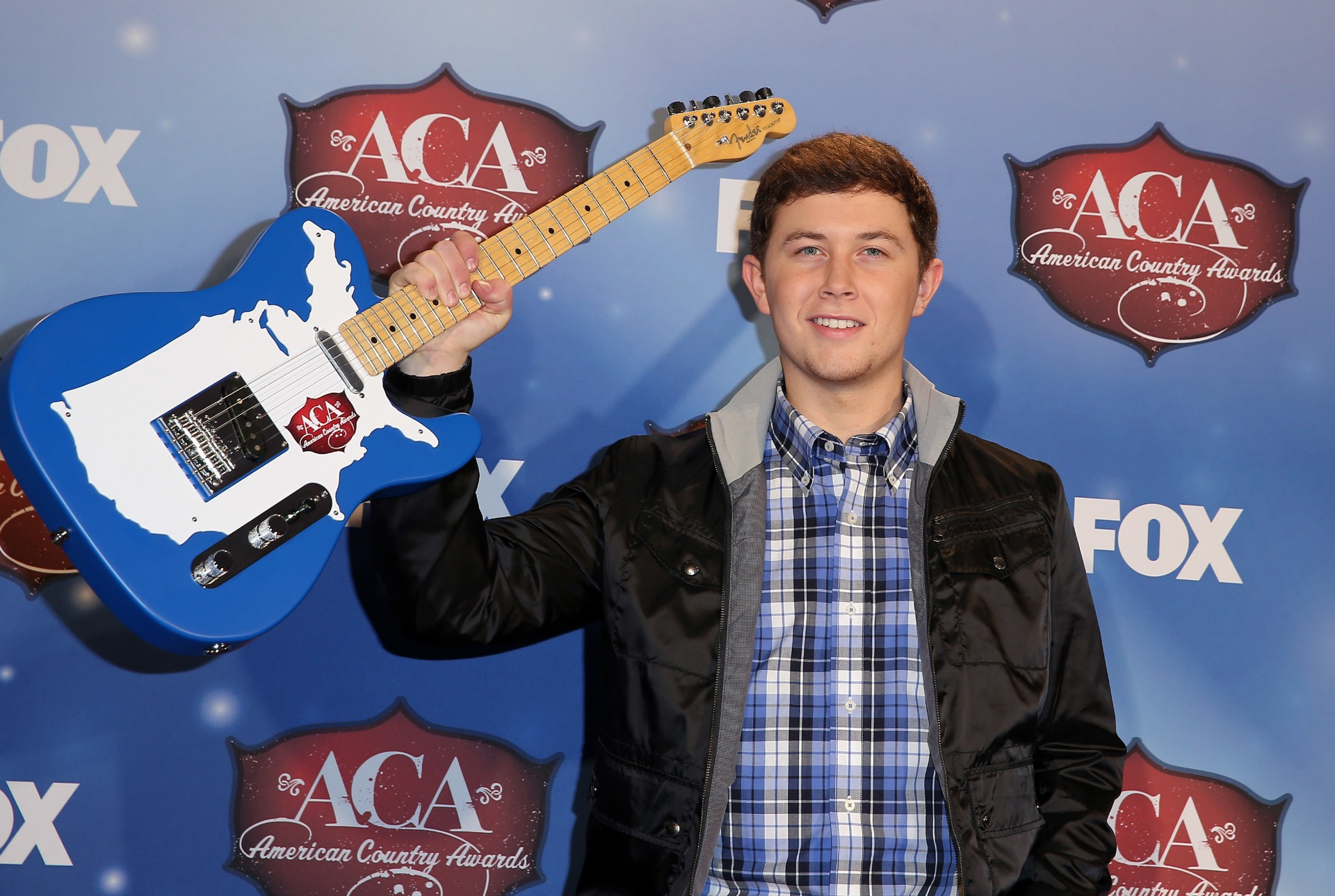 A scary night for the American Idol winner
