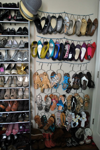 6 Diy Shoe Rack Ideas To Organize Your Closet