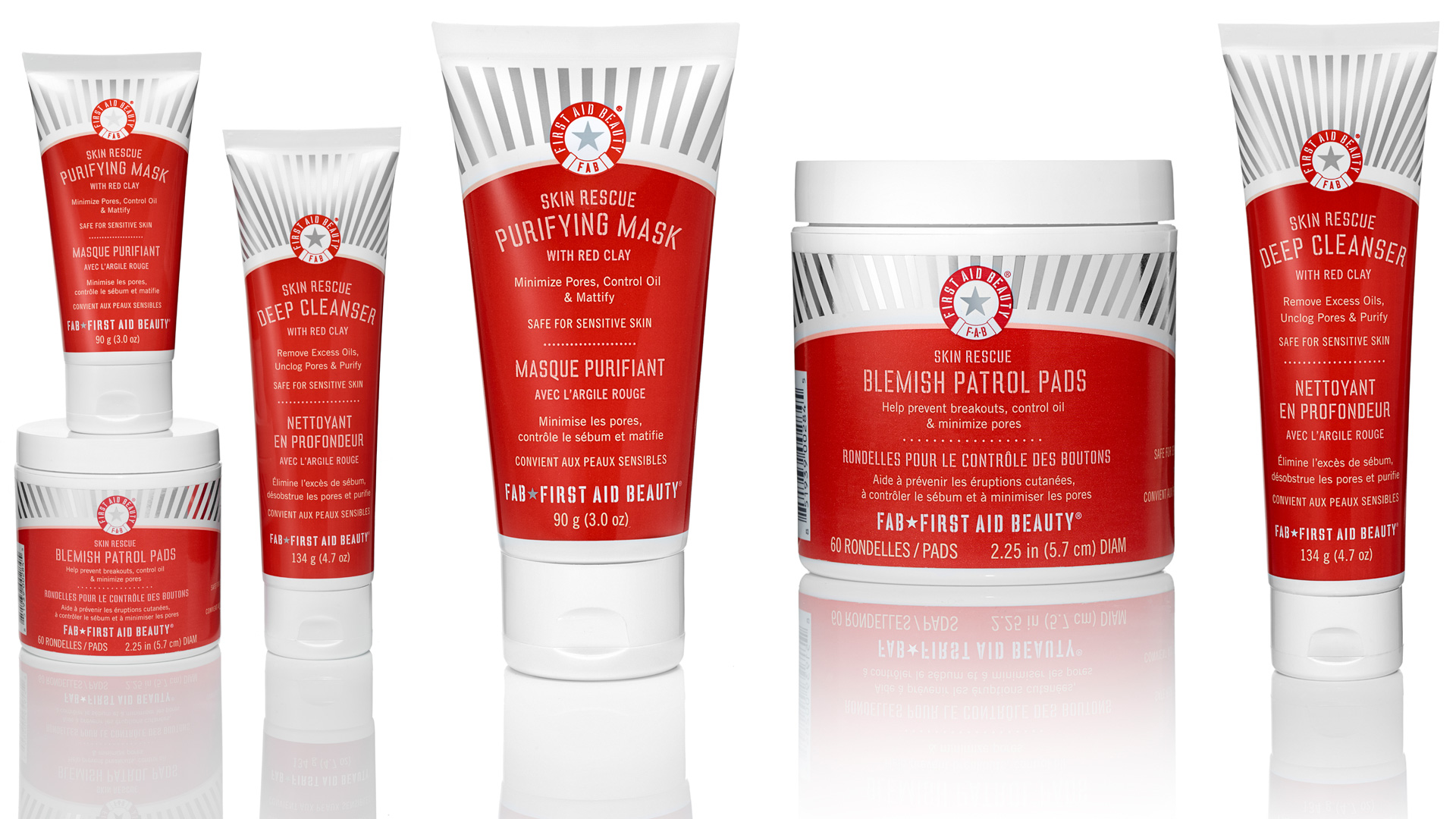 First Aid Beauty's Skin Rescue Collection