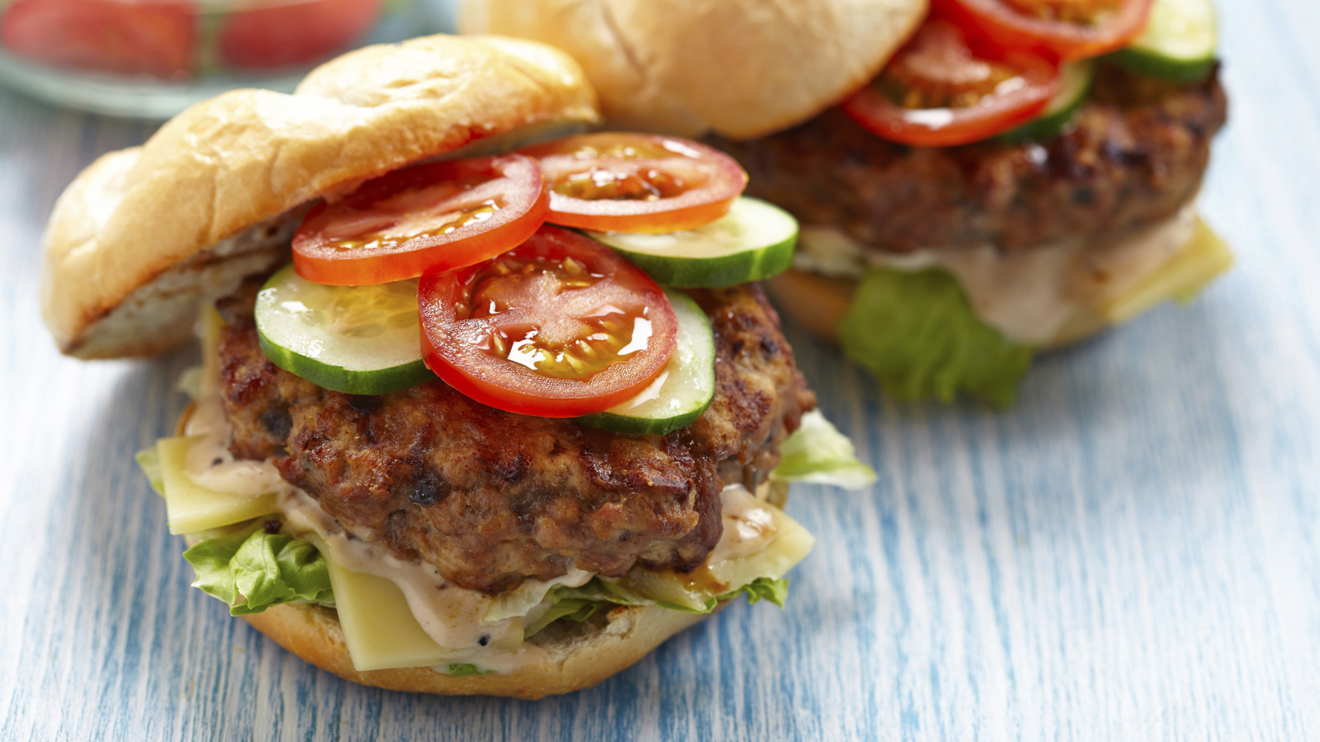 The juiciest, most mouthwatering burger recipes for summer
