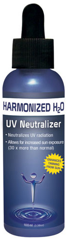 Harmonized H2O UV Neutralizer