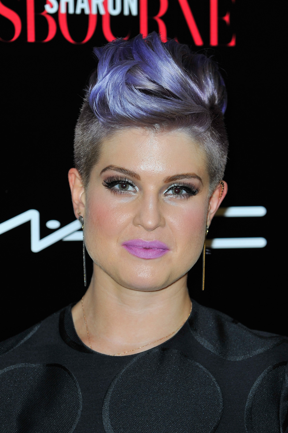 Best bold 'do: Kelly Osbourne