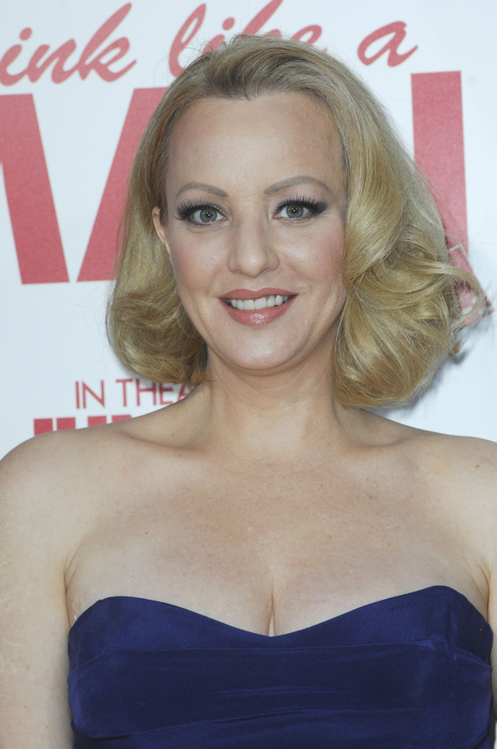 Best retro hair: Wendi McLendon-Covey