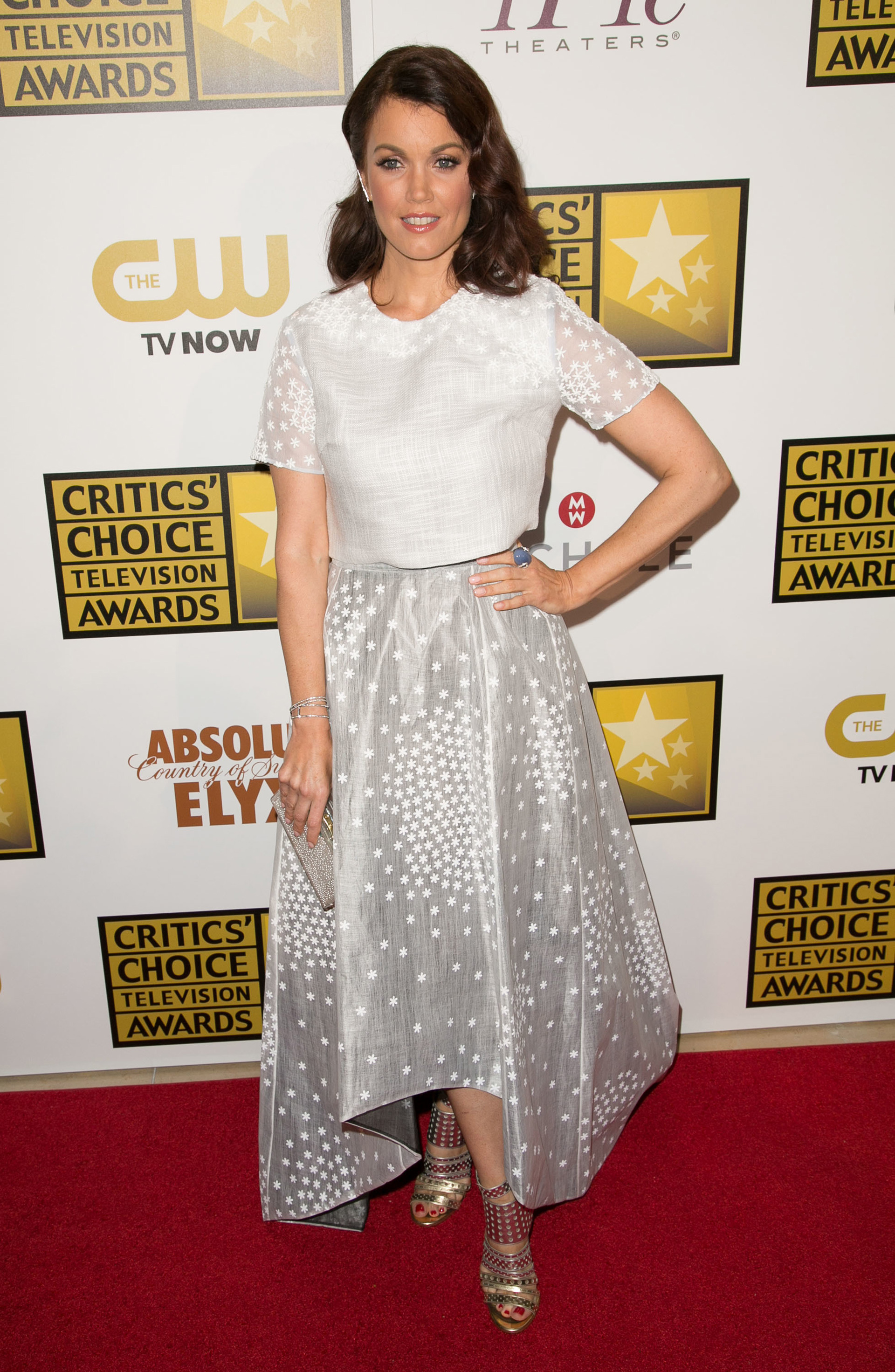 Bellamy Young at the Critic's Choice Awards