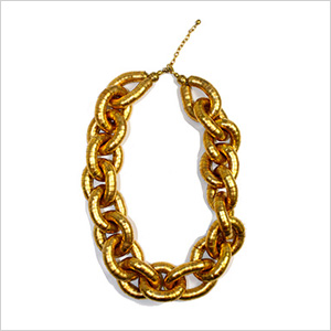 Lalima link necklace