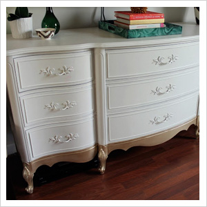 Our favorite dresser paint jobs