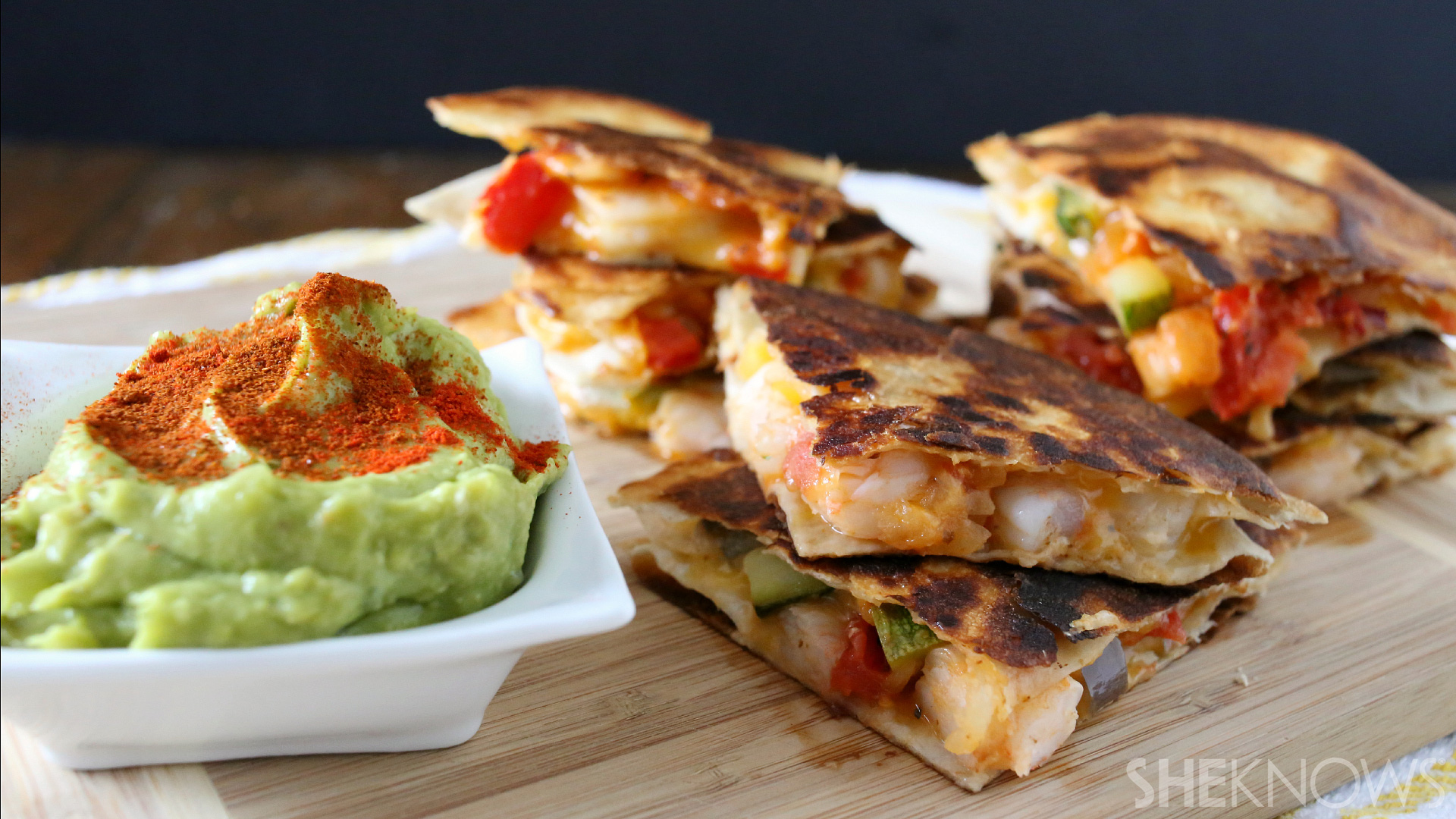 Shrimp Quesadilla Recipe — Dishmaps