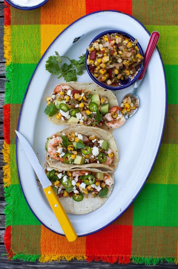 Latin family-style recipes for summer
