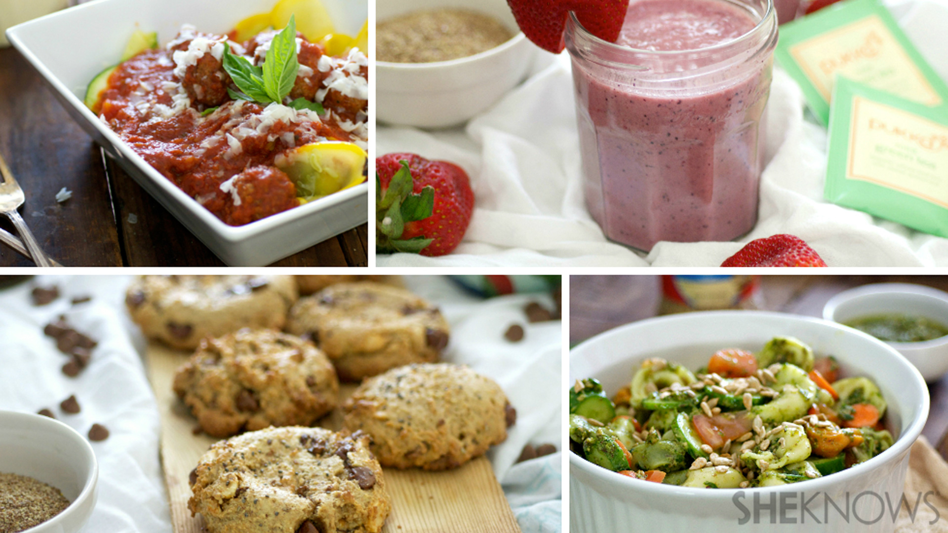 Skinny recipes for bikini season
