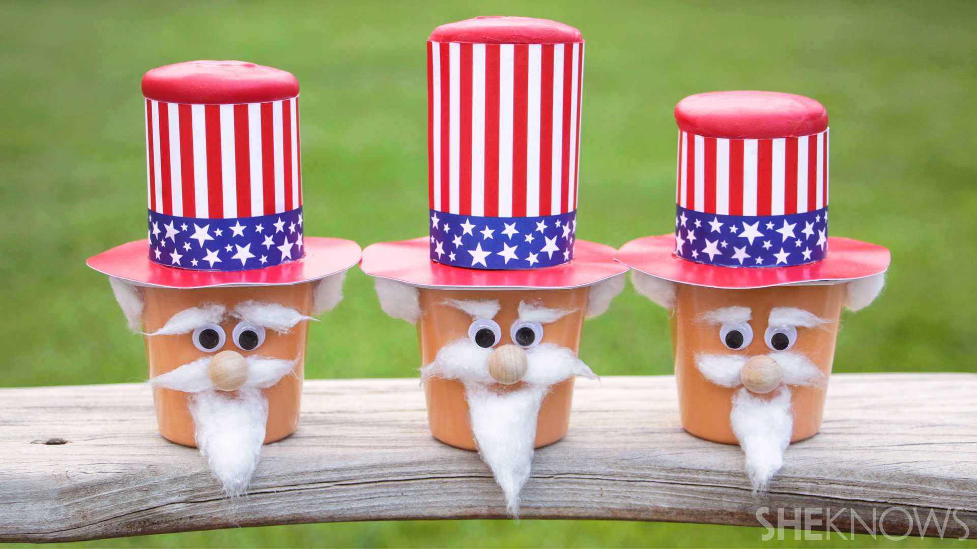 Uncle Sam never looked so sweet