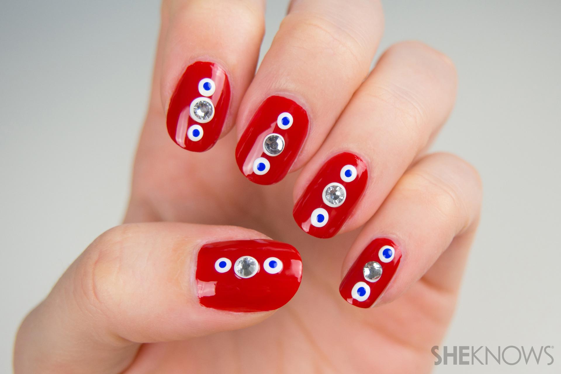 Fun designs with patriotic undertones