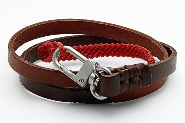 Leather bracelet | Sheknows.com