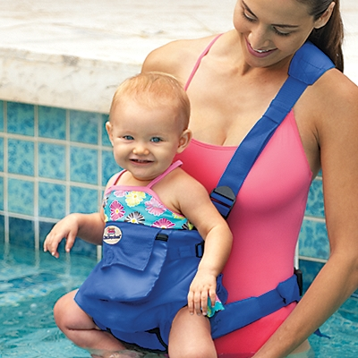 4-in-1 Land & Water Baby Carrier | Sheknows.com