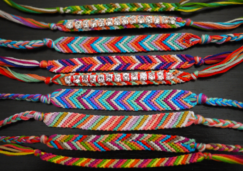 Friendship bracelets | Sheknows.com