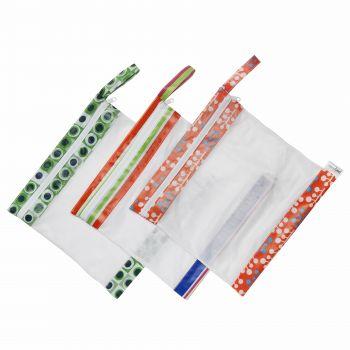 Mesh zippered bags | Sheknows.com