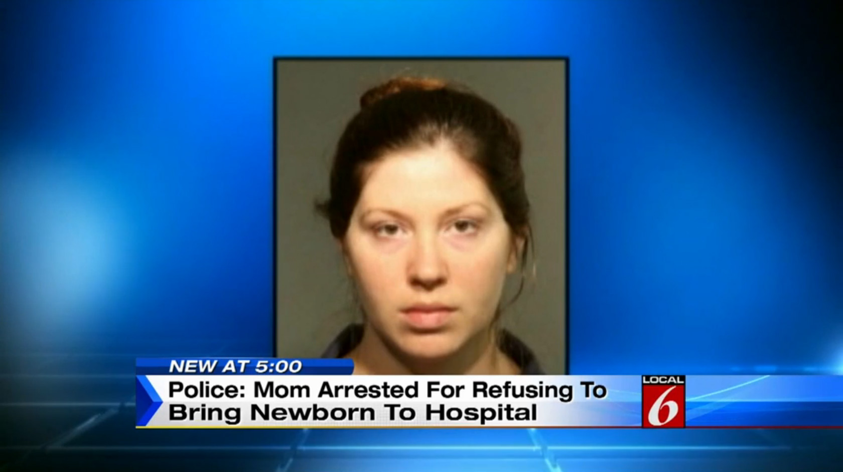 Mother arrested for child neglect   Sheknows.com