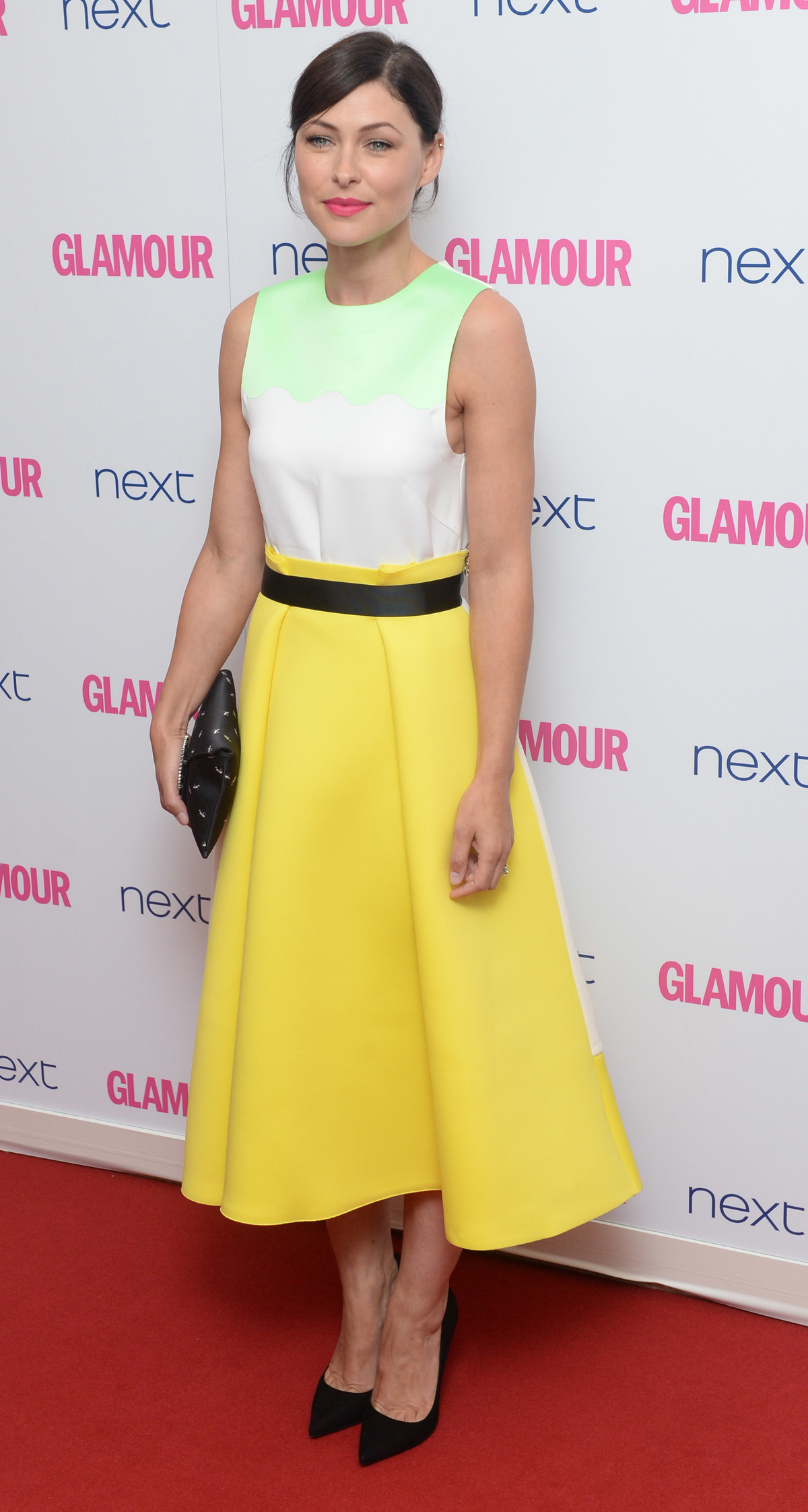 Emma Willis at the Glamour Women of the Year Awards