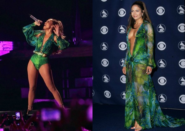 JLo gets back to her roots
