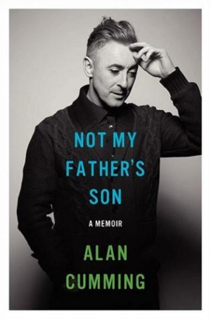 Alan Cumming book cover