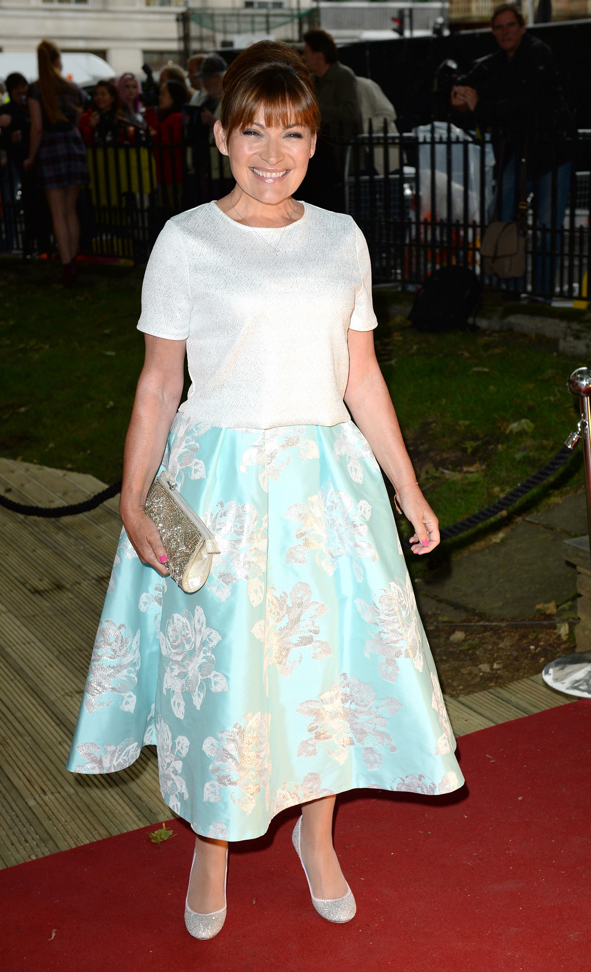 Lorraine Kelly at the Glamour Women of the Year Awards
