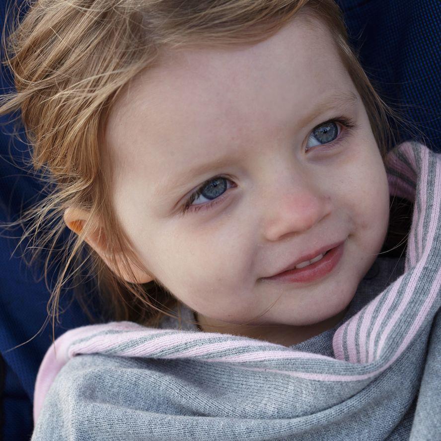eden & zoe baby blanket
