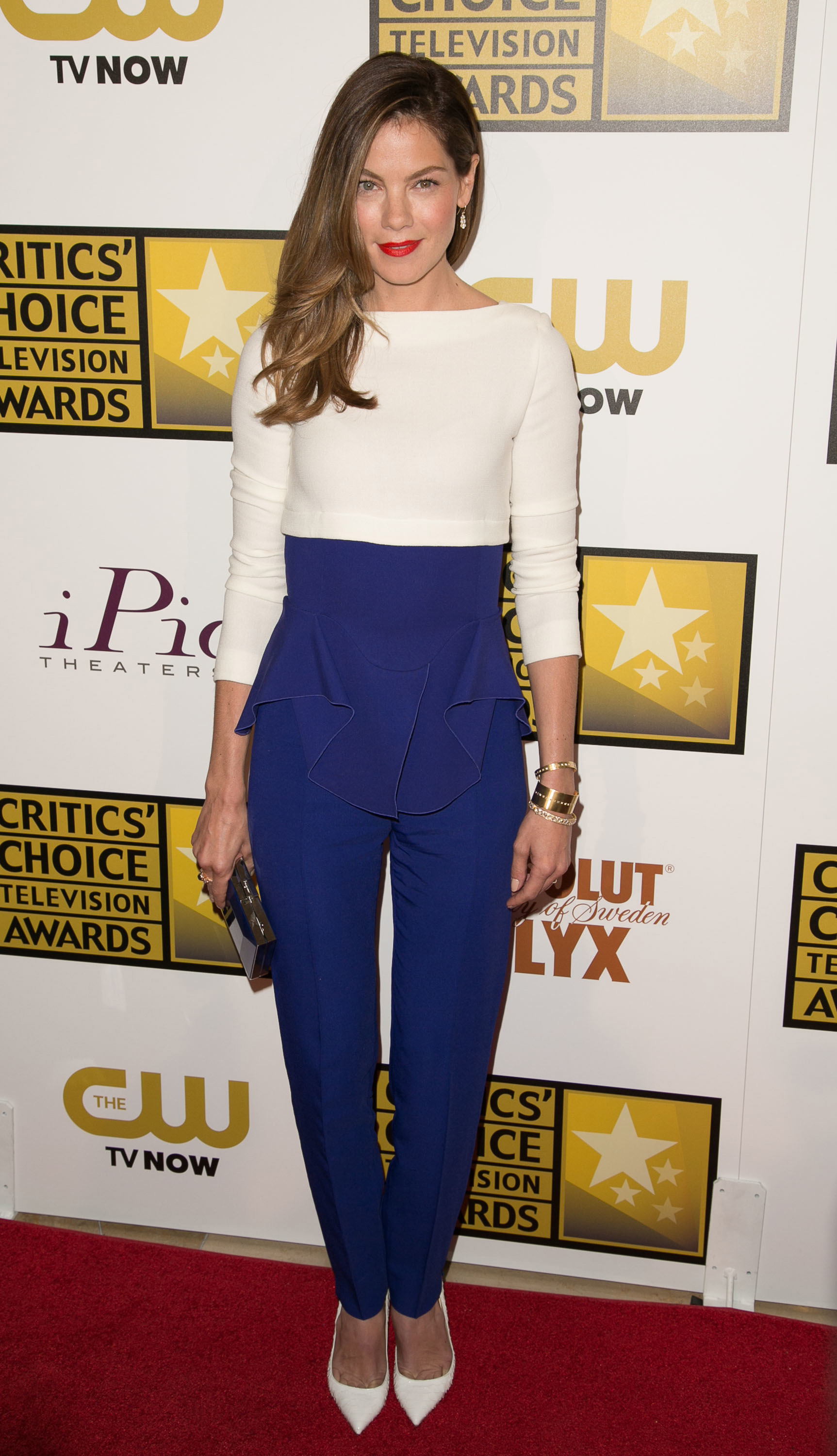 Michelle Monaghan at the Critic's Choice Awards