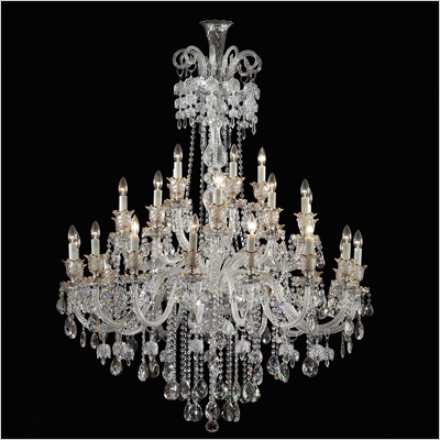 30 light chandelier
