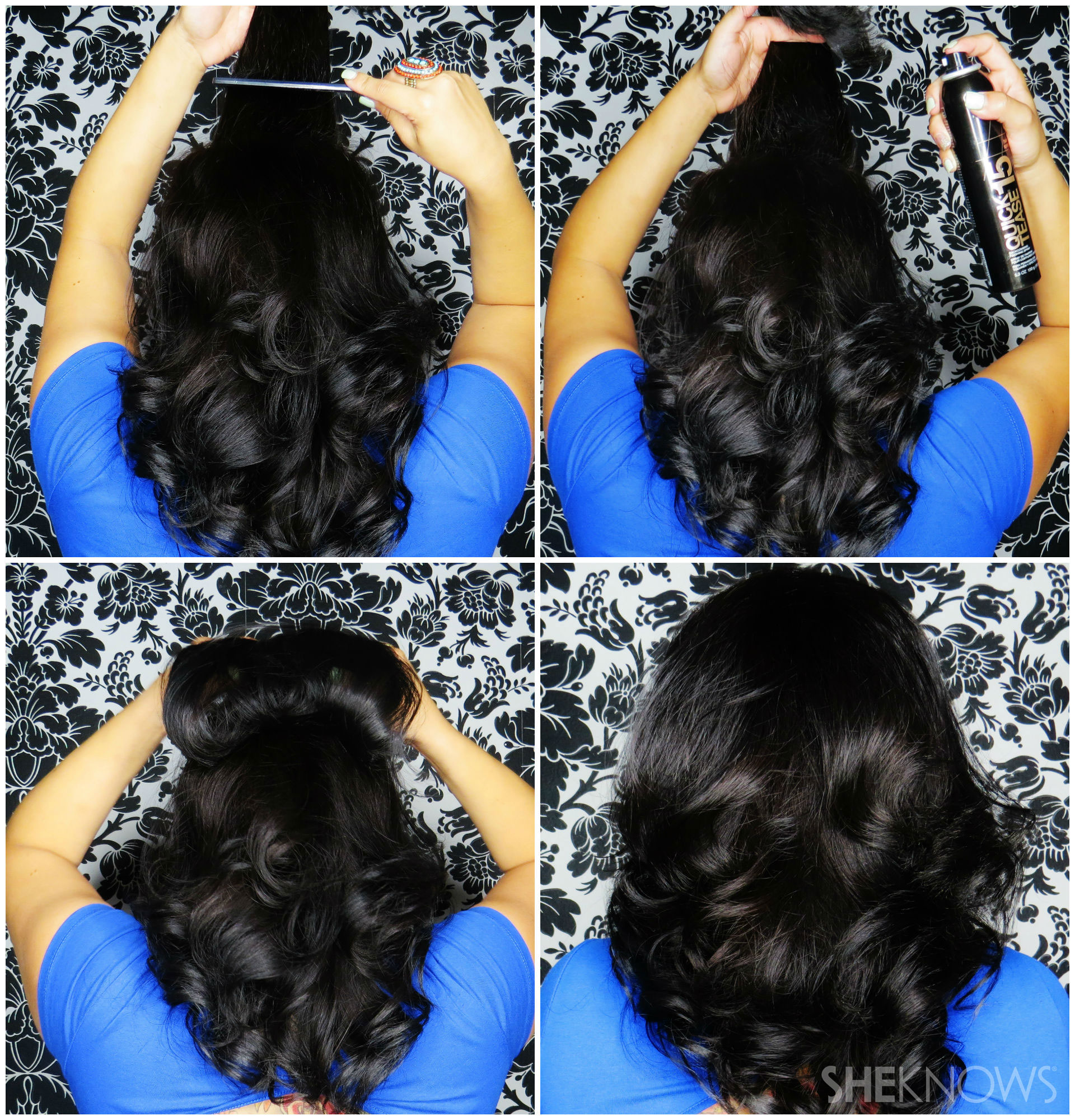 Refresh your hairstyle