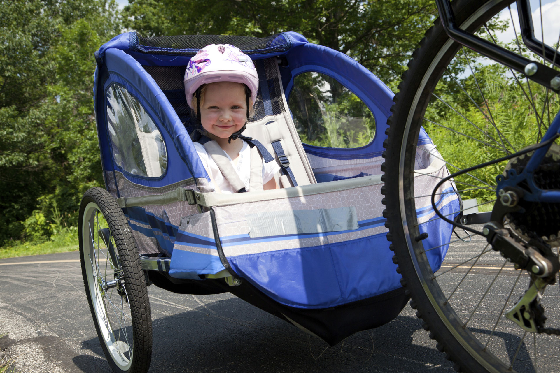 Safety Tips For Biking With Kids